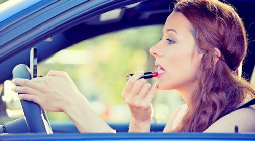 Женщины-водители более совершенны,чем мужчины