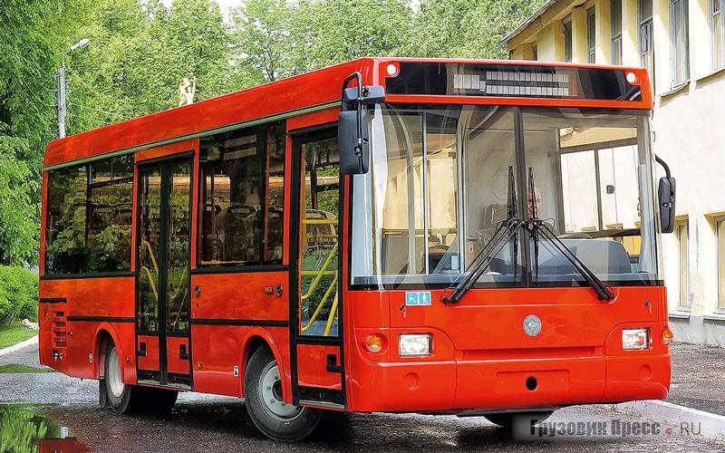 Автобус малого класса ПАЗ