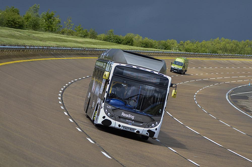 Автобусы и рекорды