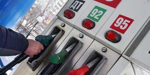 Бензин будет дорожать ежемесячно