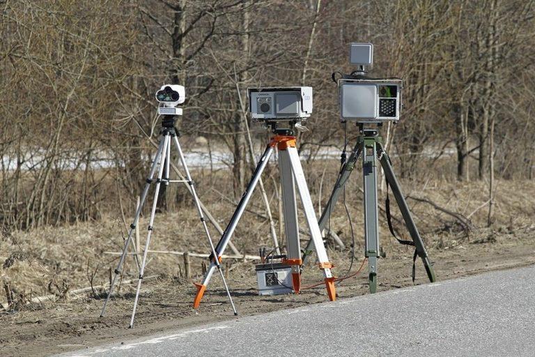 Депутаты против «частных камер» на дорогах