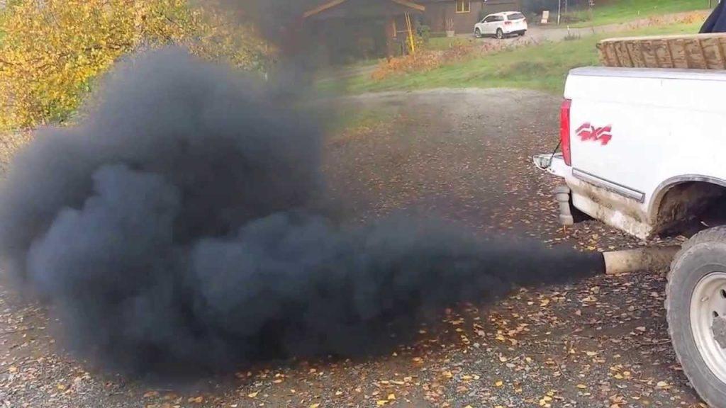 Дымление дизеля и как это исправить