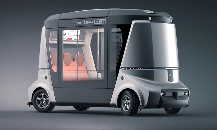 Эра беспилотного пассажирского транспорта