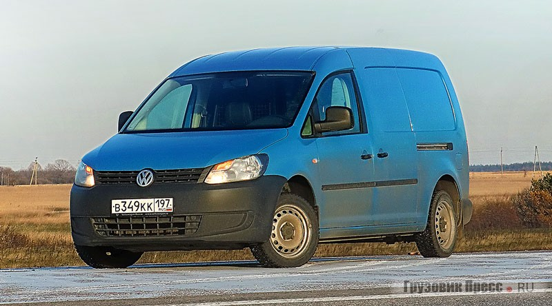 Фургон Volkswagen Caddy