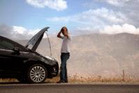 Негарантийный случай поломки автомобиля