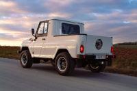 Неизвестные версии УАЗ «Хантера»