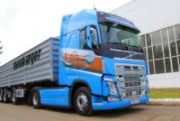 Новая спецверсия тягача Volvo