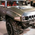 Новый внедорожник GM Hummer