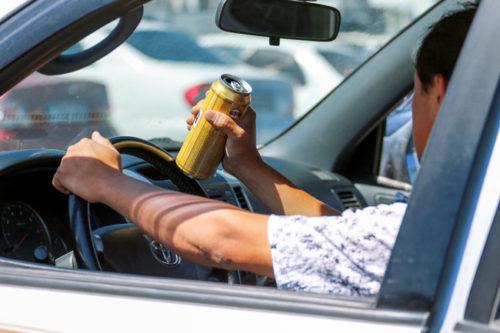 Погубные привычки водителей