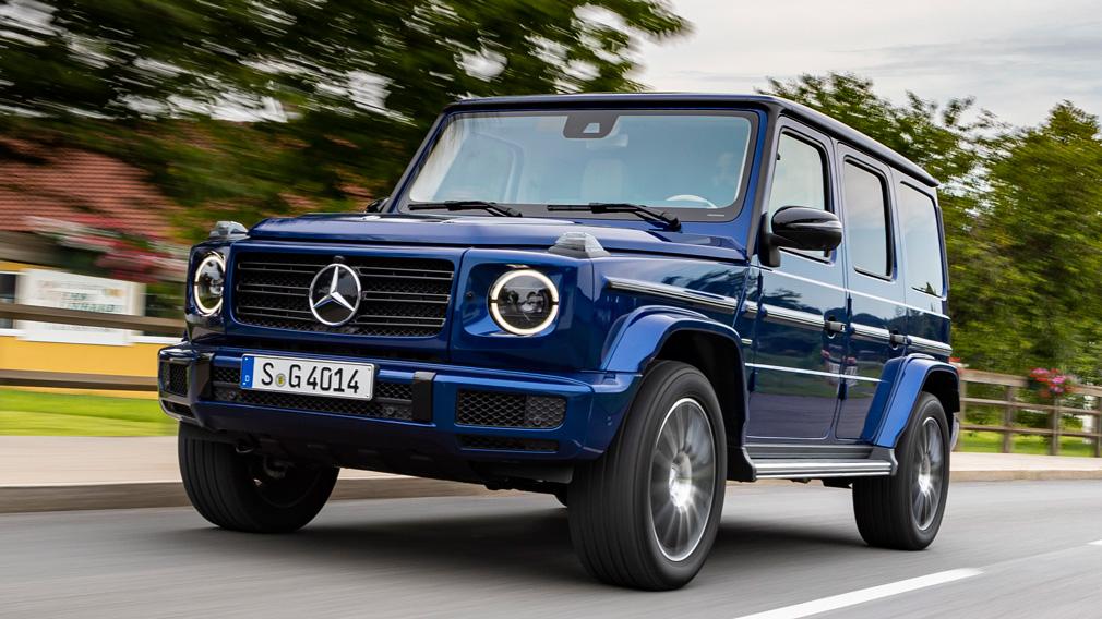 Появится юбилейный Mercedes-Benz G-Class