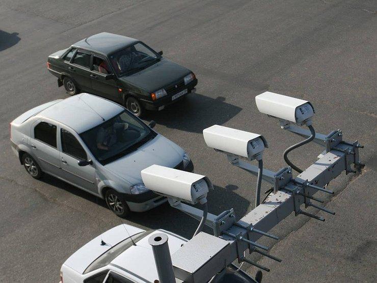 Прибор делает автомобиль невидимым для камер видеофиксации