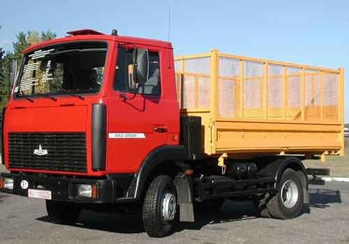 Пятитонник МАЗ-4370 «Зубренок»