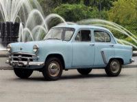 Реакция на советские автомобили на шоу «Top Gear»