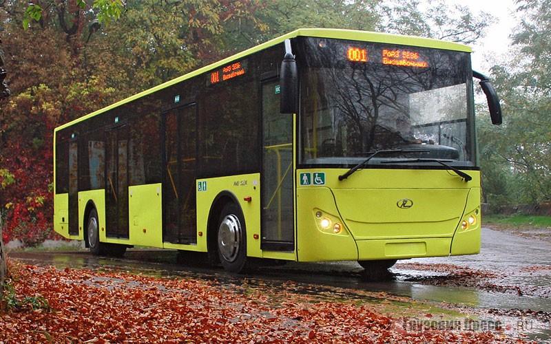 Ростовские автобусы РоАЗ