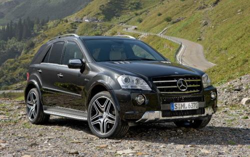 Система «спасение из плена» у Mercedes-Benz