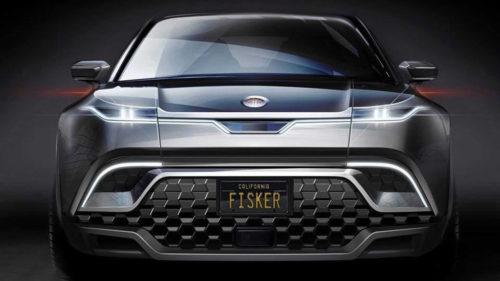 Соперник Tesla Model Y электрокроссовер Fisker