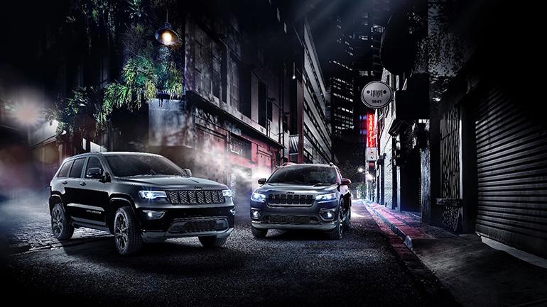 Спецверсии Jeep Grand Cherokee и Jeep Cherokee