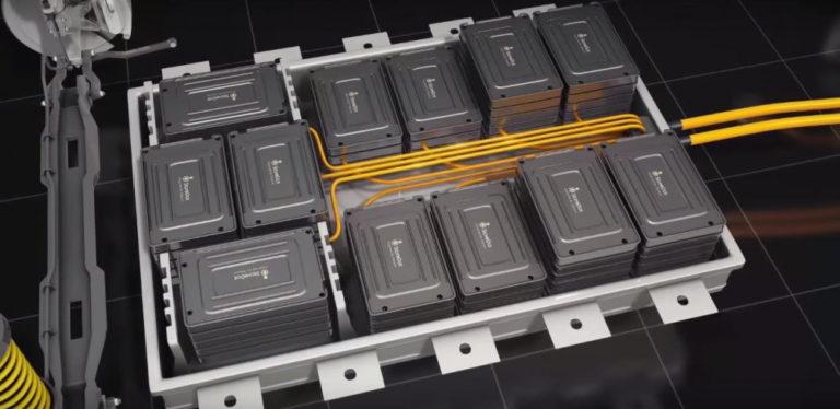Супераккумулятор для электромобилей