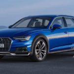 Универсал нового поколения Audi A6 Allroad