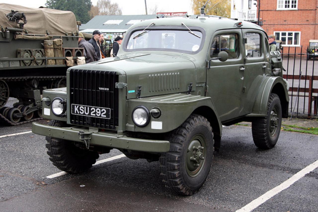 Внедорожник Volvo TP21
