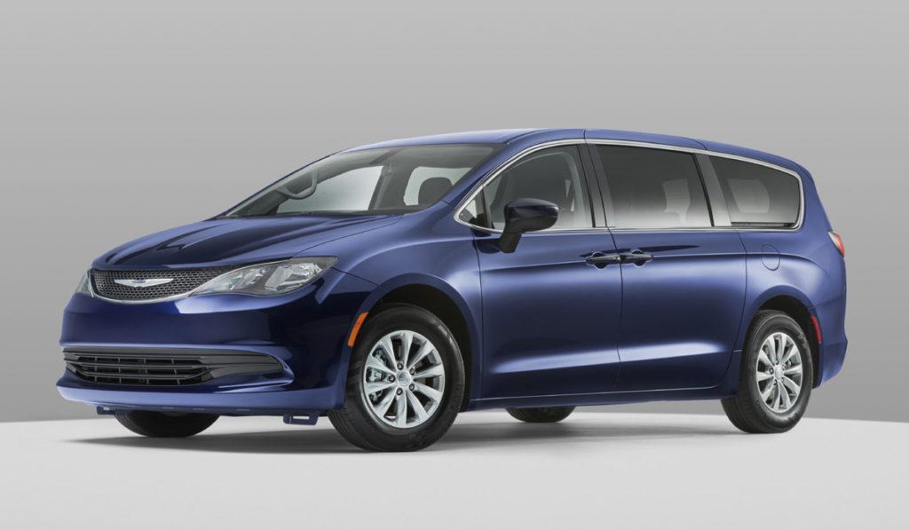 Возрождение минивэна Chrysler Voyager