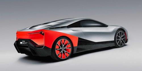 концепт-кар BMW Vision M Next