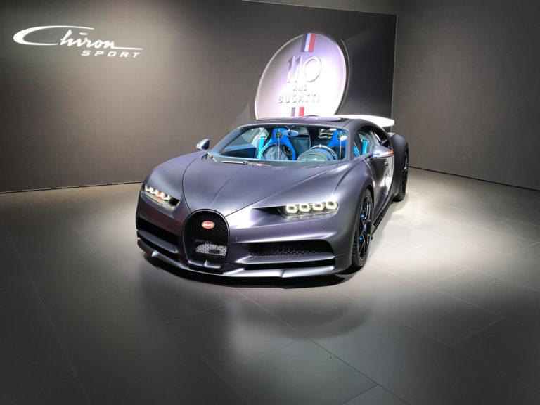 По мнению счетной палаты  Bugatti Veyron не роскошь