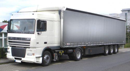 Еврофура 20 тонн DAF