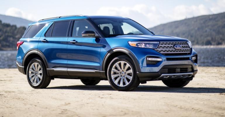 Ford Explorer 2020: новые двигатели и возвращение к RWD