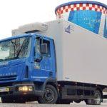 Грузовой фургон IVECO Eurocargo