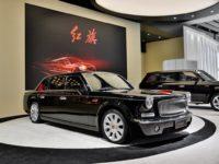 Китайская спортивная версия правительственного лимузина