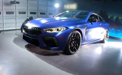 Купе BMW AG M8 Competition