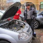 Летные неприятности автовладельцев