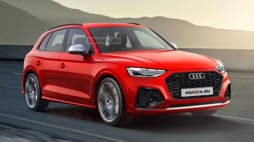 Обновленный Audi Q5
