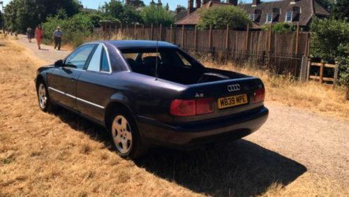 Пикап Audi A8