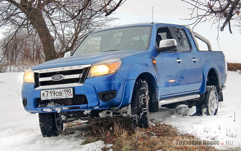 Пикап Ford Ranger