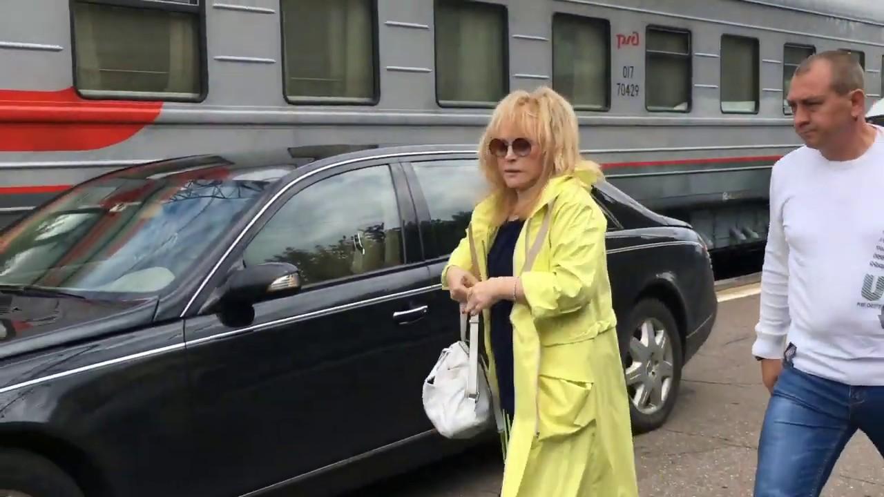 Примадонна и ее автопарк
