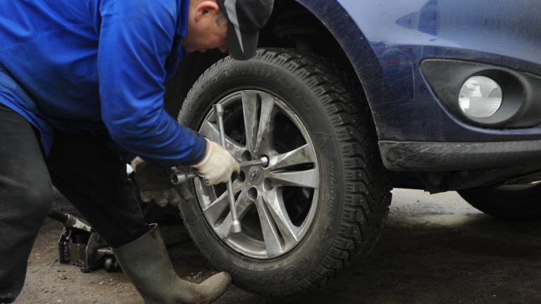 Роковые ошибки при замене колеса