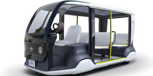 Toyota готова к ОИ-2020 в Токио