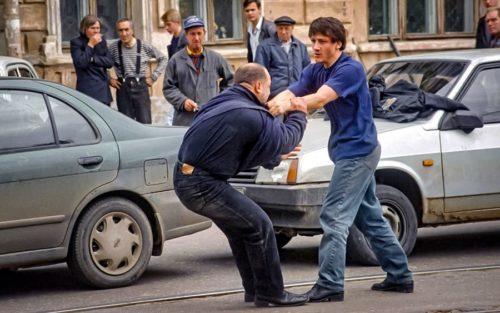 Законные средства водителя для самообороны