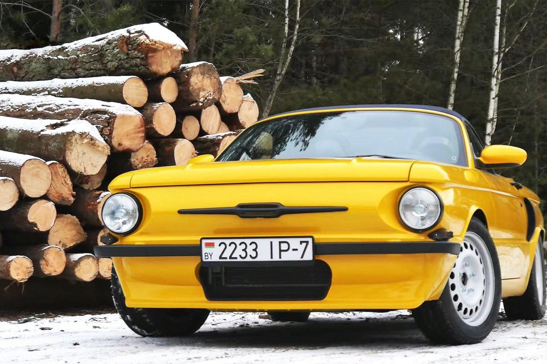 Продается «Запорожец» на базе Porsche