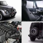 Желание тюнеров обновить ГАЗ-69 «Козлик»