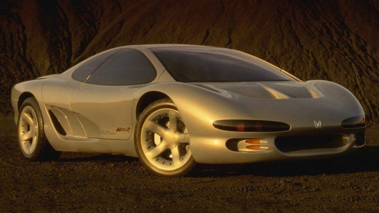 Забытый концепт кар Isuzu 4200R