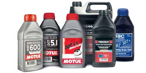 Правильный выбор тормозной жидкости