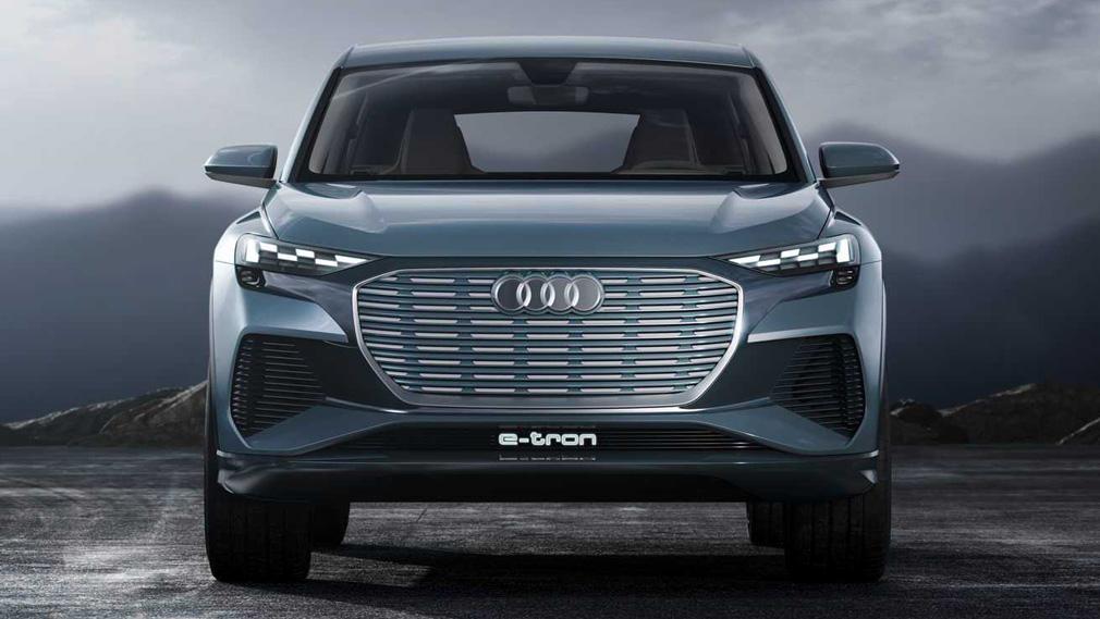 25 вариантов настройки оптики Audi Q4 E-Tron