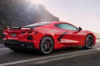 800-сильный Corvette