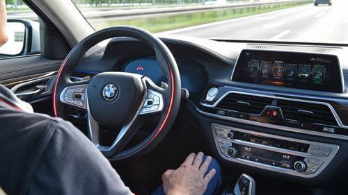 Audi вместе с BMW и Mercedes разработает технологию беспилотников
