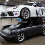 Автодом на базе Porsche 911