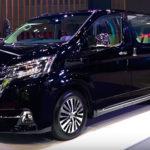 Десятиместный минивэн Toyota Majesty