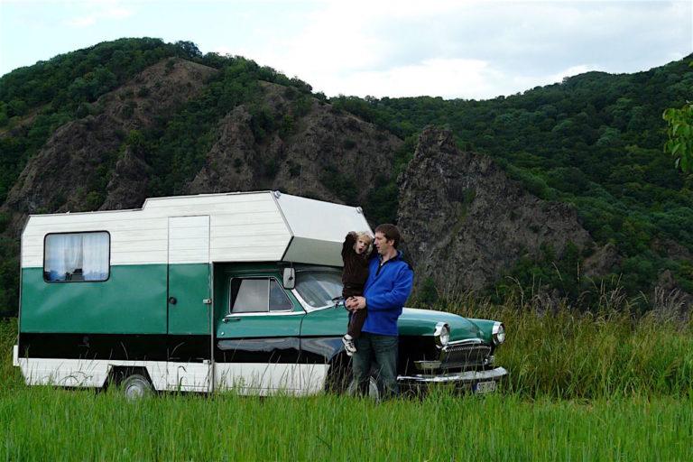 "Дом на колесах ""Волга"" ГАЗ-21"
